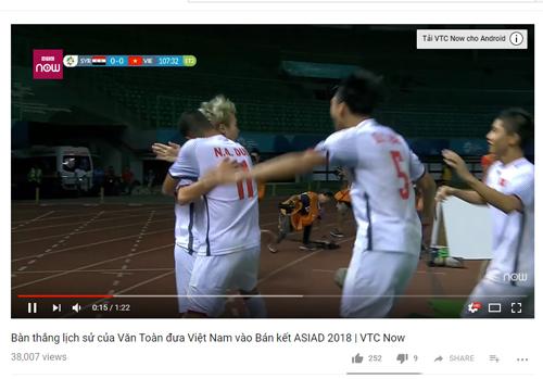 Người dùng có thể xem trên ứng dụng, trang Youtube chính thức của VTC hay qua VnExpress.
