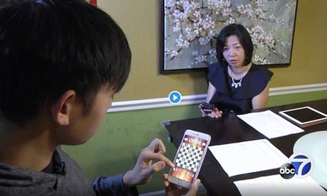Gia đình Chung đã được T-Mobile hủy khoản tiền cước dữ liệu phát sinh.