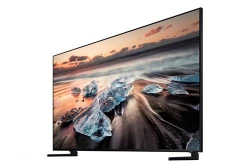 TV QLED 8K Q900 sẽ được Samsung bán từ tháng 10.