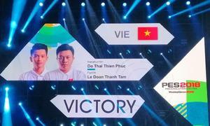 PES Việt Nam giành HC đồng Asiad 2018