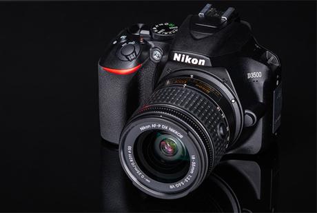 Nikon D3500.