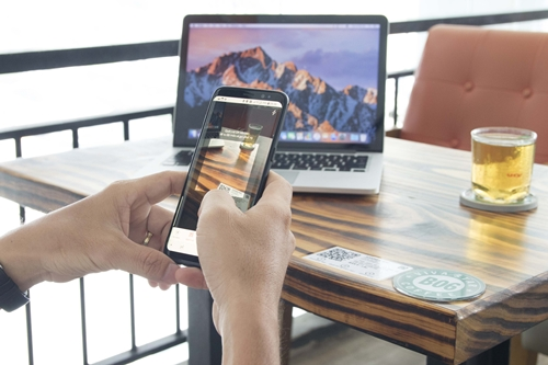 Ứng dụng công nghệ vào quản lý bán hàng hiện đại