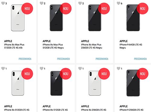 Quick Mobile cho đặt sớm iPhone 2018 khi Apple còn chưa ra mắt chính thức.