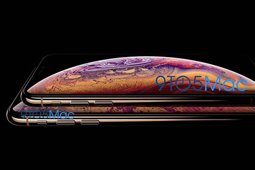 Ảnh rò rỉ bộ đôi iPhone Xs dùng màn hình OLED.