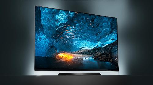 Techradar đánh giá LG OLED E8 là TV OLED 4K tốt nhất trên thị trường