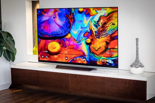 TV LG OLED E8 được đánh giá cao ở thị trường châu Âu - 2