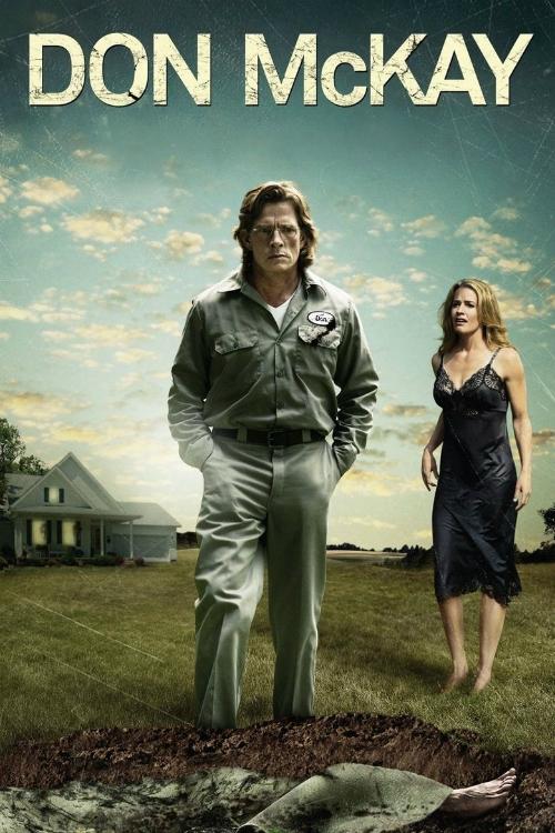 Tấm poster của bộ phim Don McKay gặp lỗi photoshop gì khó có thể chấp nhận được? Xem đáp án.