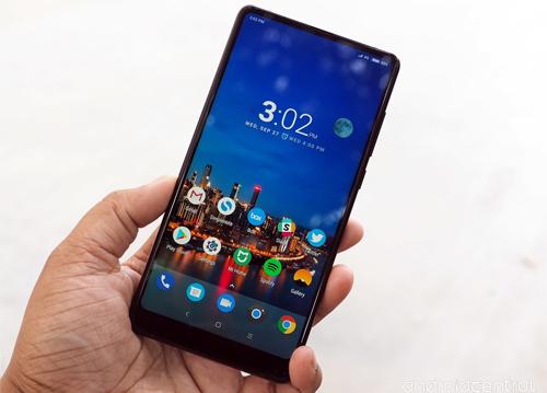 Điện thoại Xiaomi xách tay không nhiều dịch vụ của Google như Play Store, Gmail, GMaps....