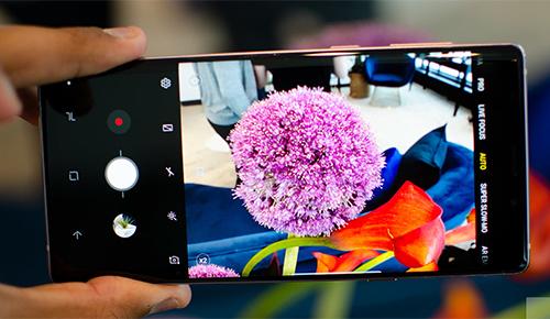 Camera trên Galaxy Note9: Màu sắc rực rỡ, tiện dụng với S Pen - 1