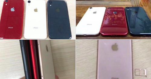 Theo nhà thiết kế Ben Geskin, đây là ảnh chụp mẫu thử iPhone Xc chứ không phải bản dựng (dummy) hay bản nhái (clone).