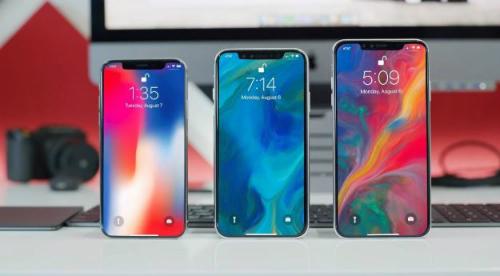 Apple dự kiến ra mắt 3 chiếc iPhone mới trong tuần này.