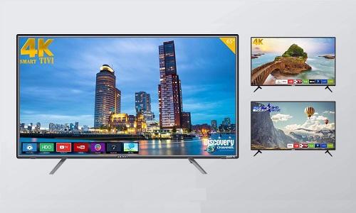 Akino giới thiệu Smart TV thương hiệu Việt