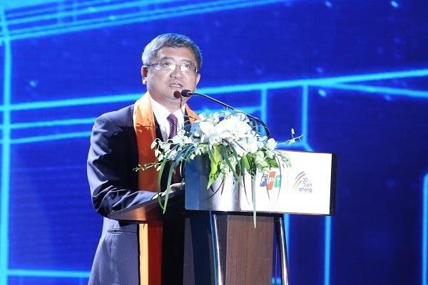 Ông Bùi Quang Ngọc - Tổng giám đốc Tập đoàn FPT.