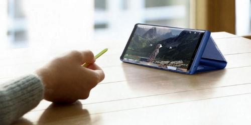 S-Pen có cải tiến đáng giá trên Galaxy Note9, hỗ trợ tối ưu cho người dùng chú trọng công việc.
