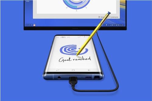 5 tính năng Galaxy Note9 chưa từng có trên smartphone - 3