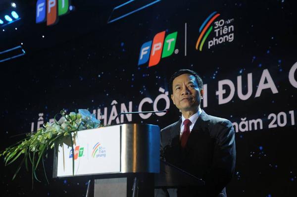Ông Nguyễn Mạnh Hùng - Ủy viên Trung ương Đảng, Quyền Bộ trưởng Bộ Thông tin và Truyền thông.
