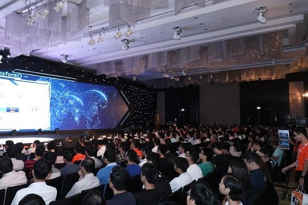 Ứng dụng của AI là chủ đề được khán giả quan tâm và đặt nhiều câu hỏi.