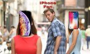 Loạt ảnh chế về bộ ba iPhone mới