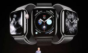 Apple Watch 4 ra mắt, loạt phiên bản cũ bị khai tử