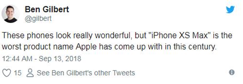 Người dùng điên đầu trước tên gọi mới của iPhone - 5