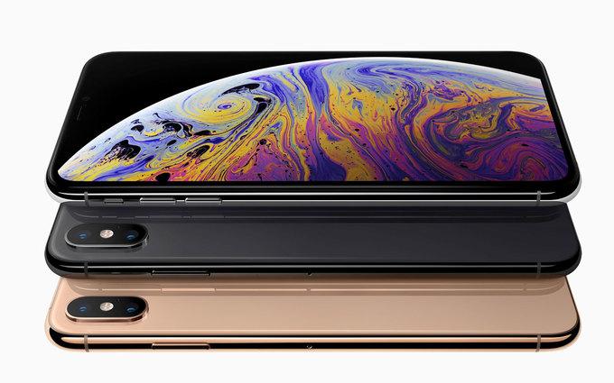 10 điểm nổi bật trên bộ đôi iPhone XS