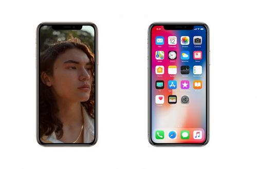 iPhone X (bên phải) bị Apple khai tử có ngoại hình không khác nhiều so với iPhone Xs (bên trái).