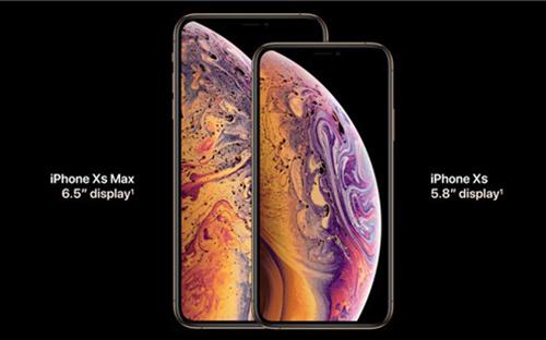 Màn hình OLED trên iPhone Xs và Xs Max vẫn do Samsung sản xuất.