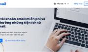 Năm hệ thống email được đánh giá cao về bảo mật