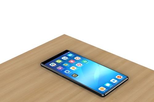 Điện thoại mànhình tràn đáy sẽ là xu hướng mới của thị trường smartphone.