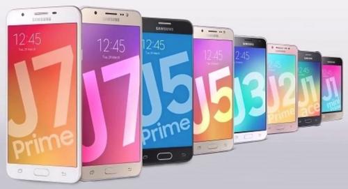 Một số sản phẩm thuộc dòng Galaxy J.