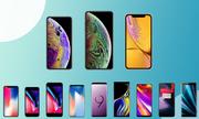 Bộ ba iPhone mới đọ kích thước với các smartphone đầu bảng