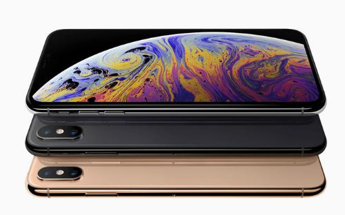 iPhone Xs và Xs Max có 3 phiên bản bộ nhớ khác nhau và còn thêm bản hỗ trợ khay sim kép.