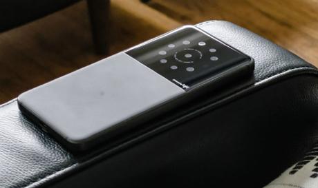 Concept về phiên bản smartphone đa ống kính tiếp theo của Light.