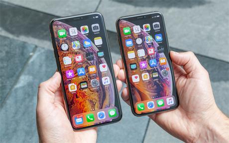 iPhone Xs và Xs Max. Ảnh: Toms Guide