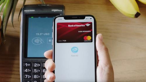 Express Cards có thể hỗ trợ iPhone mới thanh toán khi máy không còn pin.
