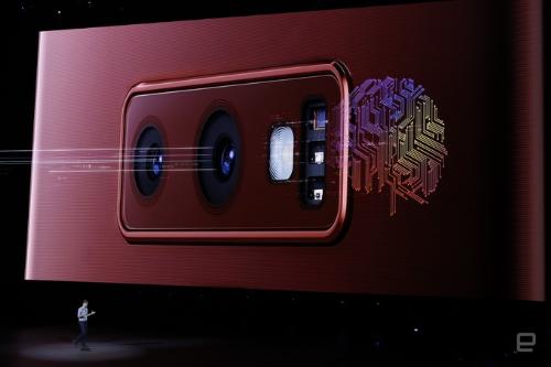 Trong sự kiện ra mắt tại Mỹ vào tháng 7, Samsung nhấn mạnh Galaxy Note9 là smartphone có camera thông minh nhất từ trước đến nay