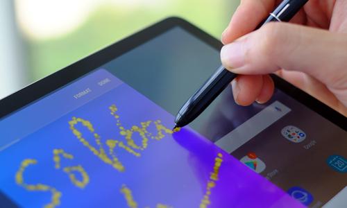 Galaxy Tab S4 - tablet cao cấp thách thức iPad Pro