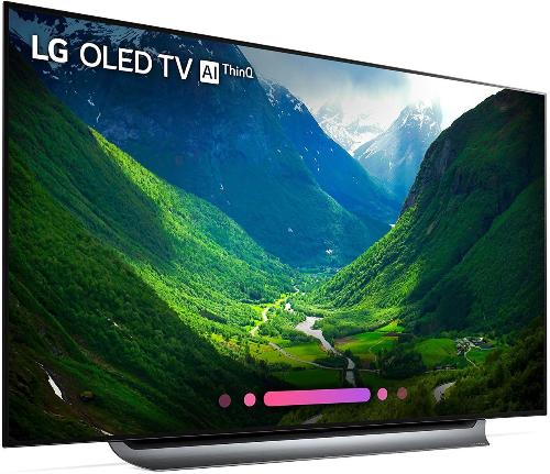TV OLED C8 của LG có mức giá khoảng 50 triệu đồng và 70 triệu đồng cho kích thước 55 inch và 65 inch.