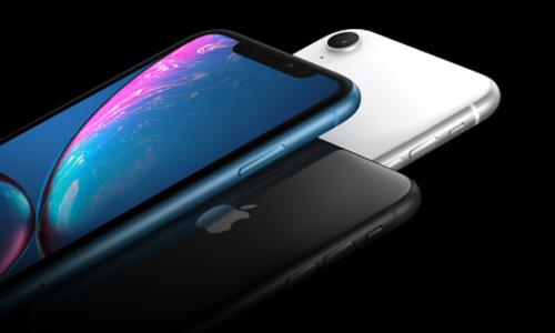 iPhone Xr là điện thoại dùng màn hình LCD đầu tiên của Apple có tai thỏ.