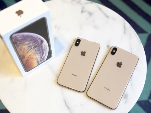 iPhone Xs Max tạo ra cảnh loạn giá trong ngày đầu về Việt Nam, có cửa hàng đưa ra mức giá lên tới 79 triệu đồng cho bản 512 GB.
