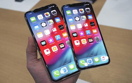 iPhone Xs thất sủng tại Việt Nam