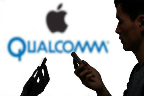 Cuộc chiến pháp lý giữa Apple và Qualcomm ngày càng leo thang và không có dấu hiệu dừng lại.