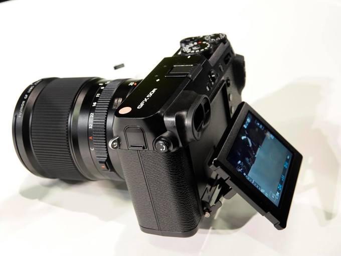 Kết quả hình ảnh cho Fujifilm GFX 50R