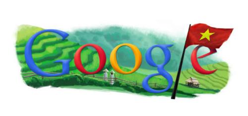 Google tìm kiếm phiên bản tiếng Việt xuất hiện từ 2003 và đã có nhiều dịch vụ khác được Việt hoá.
