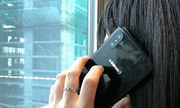 Lộ diện smartphone có cảm biến vân tay ở cạnh bên của Asanzo