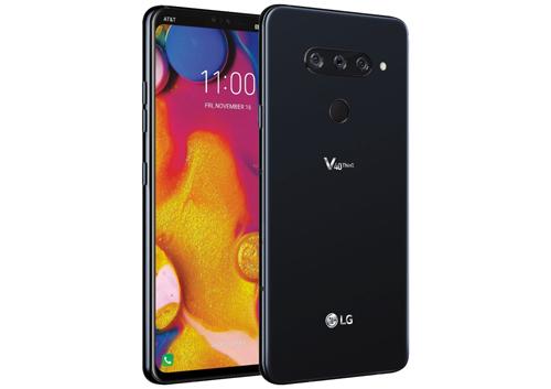 Hình ảnh LG V40 ThinQ do Evan Blass chia sẻ.