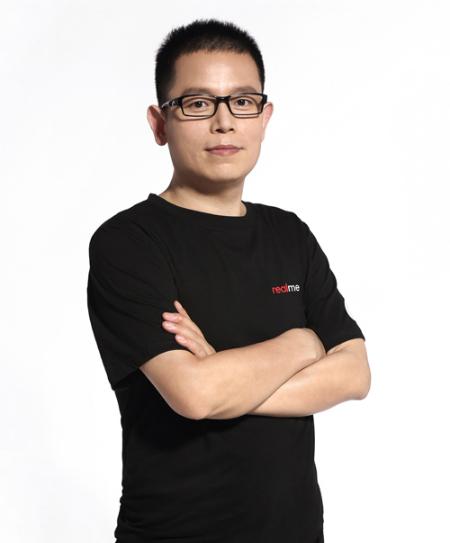 Ông Sky Li - thủ lĩnh trẻ của Realme.