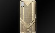 iPhone Xs Max vỏ vàng nguyên chất với giá 15.000 USD