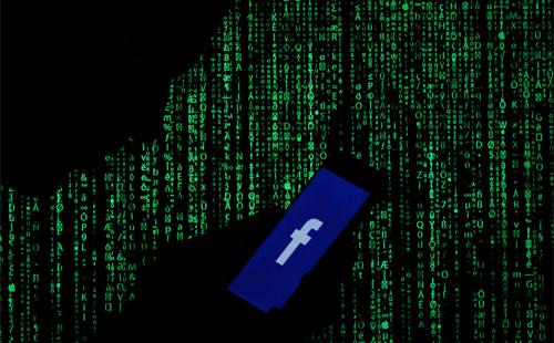 Vận đen vẫn không ngừng đeo bám Facebook. Ảnh: New Scientist