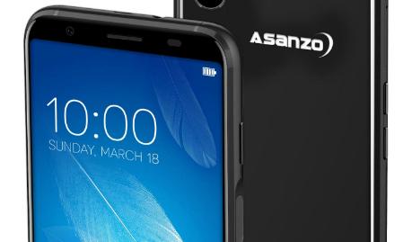 Asanzo ra mắt smartphone S3 Plus vào đầu tháng 10